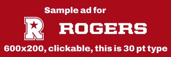 Sample banner ad for EMT Test Page