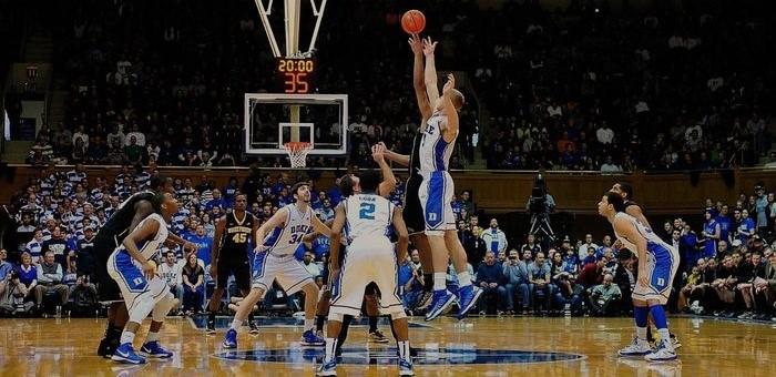 Basketball-vault